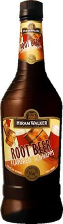 Hiram Walker Schnapps Root Beer